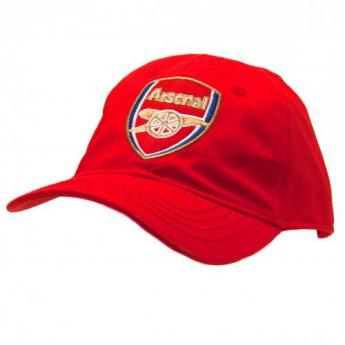 FC Arsenal detská čiapka baseballová šiltovka Infant Cap Red