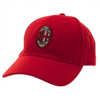 AC Milano čiapka baseballová šiltovka red