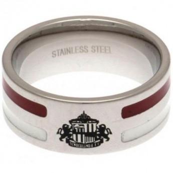 Sunderland prsteň Colour Stripe Ring Large