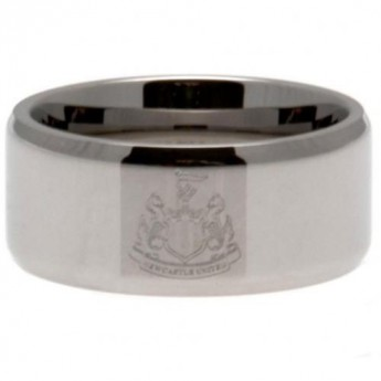 Newcastle United prsteň Band Large