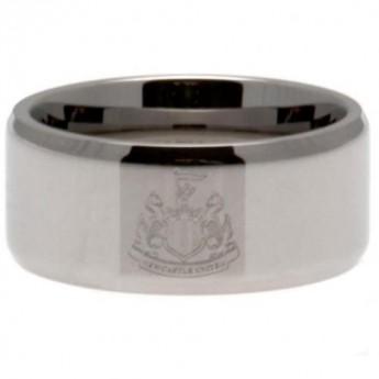 Newcastle United prsteň Band Medium