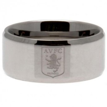 Aston Villa prsteň Band Medium