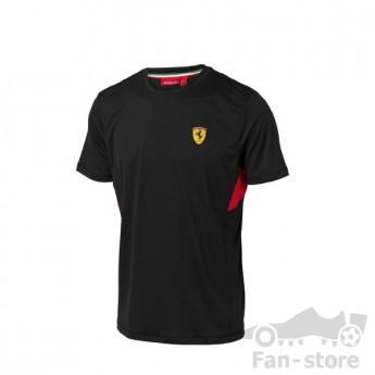 Scuderia Ferrari pánske tričko nero uno
