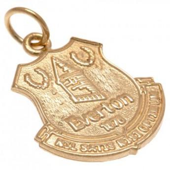 FC Everton zlatý prívesok 9ct Gold Pendant