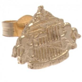Sunderland náušnice 9ct Gold Earring