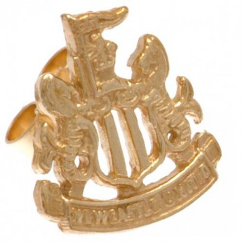 Newcastle United náušnice 9ct Gold Earring
