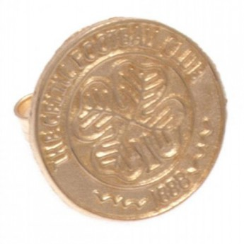 FC Celtic náušnice 9ct Gold Earring