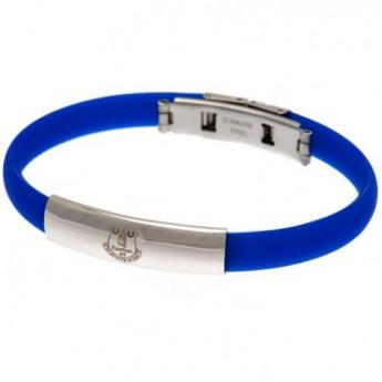 FC Everton silikónový náramok Colour Silicone Bracelet