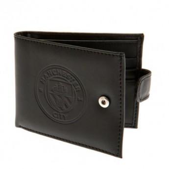 Manchester City kožená peňaženka Anti Fraud Wallet