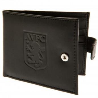 Aston Villa kožená peňaženka Anti Fraud Wallet