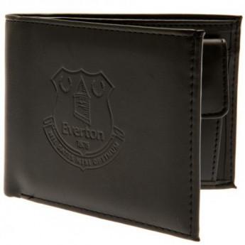 FC Everton peňaženka z technickej kože Debossed Wallet
