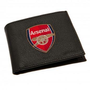 FC Arsenal peňaženka z technickej kože Embroidered Wallet