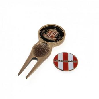 Sunderland set vypichovátka s markovákom Divot Tool & Marker