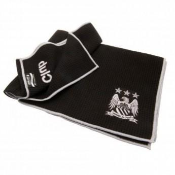 Manchester City osuška Aqualock Caddy Towel