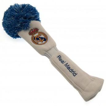 Real Madrid golfový headcover Headcover Pompom (Driver)