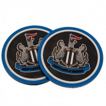 Newcastle United set podtáciek 2pk Coaster Set