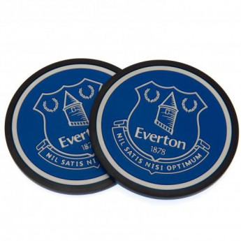 FC Everton set podtáciek 2pk Coaster Set