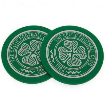 FC Celtic set podtáciek 2pk Coaster Set