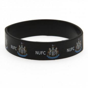 Newcastle United silikónový náramok Silicone Wristband