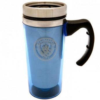 Manchester City cestovný hrnček Travel Mug