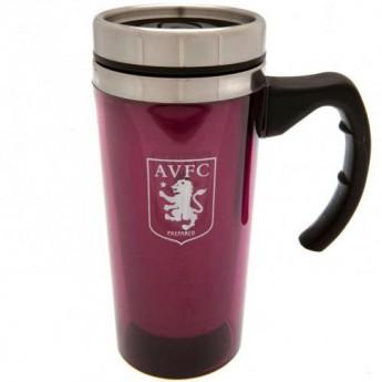 Aston Villa cestovný hrnček Travel Mug