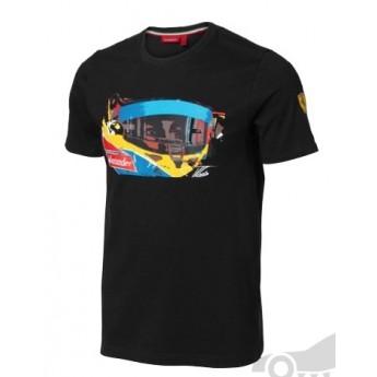 Scuderia Ferrari pánske tričko nero