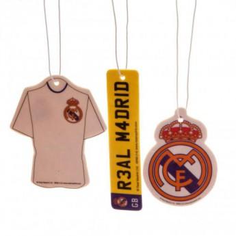 Real Madrid osviežovač vzduchu 3pk