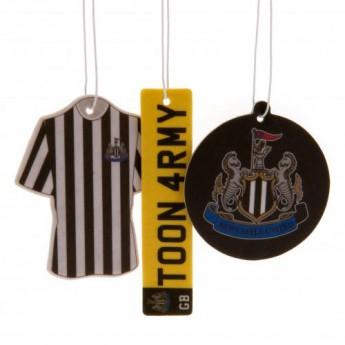 Newcastle United osviežovač vzduchu 3pk
