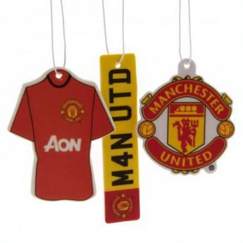 Manchester United osviežovač vzduchu 3pk