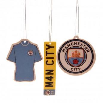 Manchester City osviežovač vzduchu 3pk