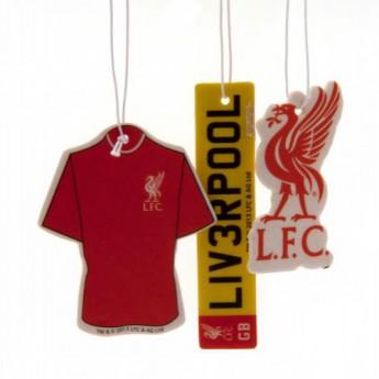 FC Liverpool osviežovač vzduchu 3pk