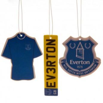 FC Everton osviežovač vzduchu 3pk