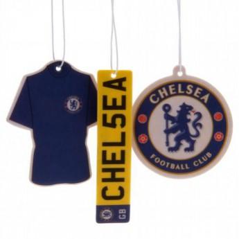 FC Chelsea osviežovač vzduchu 3pk