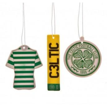 FC Celtic osviežovač vzduchu 3pk