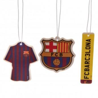 FC Barcelona osviežovač vzduchu 3pk