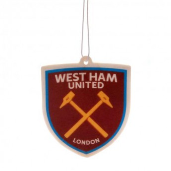 West Ham United osviežovač vzduchu Crest