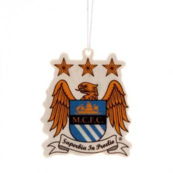 Manchester City osviežovač vzduchu Crest logo