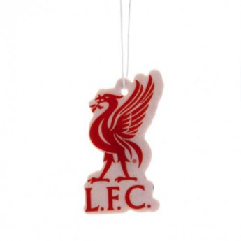 FC Liverpool osviežovač vzduchu Crest