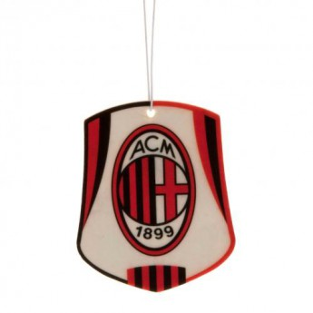 AC Milano osviežovač vzduchu Air Freshener logo