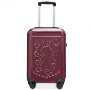 Aston Villa kufor Colour Cabin Case