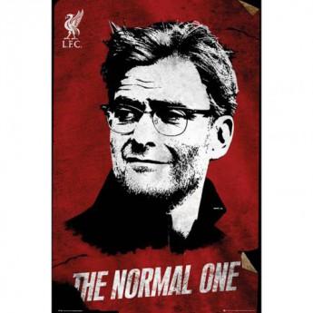 FC Liverpool plagát Klopp 62