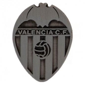Valencia odznak Badge Antique Silver