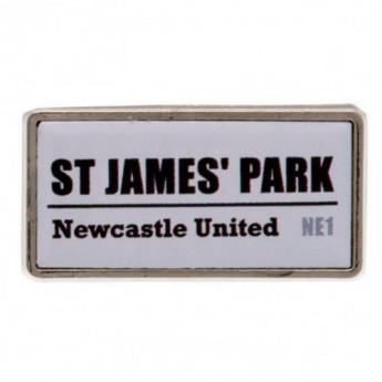 Newcastle United odznak Badge SS