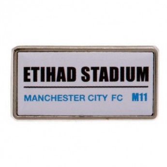 Manchester City odznak Badge SS
