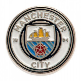 Manchester City odznak Badge
