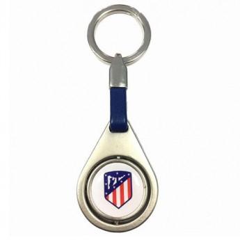 Atletico Madrid kľúčenka Spinner Keyring BL
