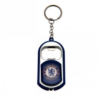 FC Chelsea prívesok s otvárakom Key Ring Torch Bottle Opener