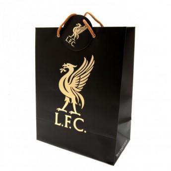 FC Liverpool darčeková taška Crest