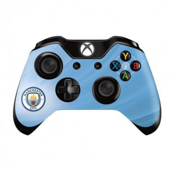 Manchester City obal na Xbox One ovládač Xbox One Controller Skin