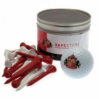 Sunderland golfový set Ball & Tee Set